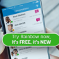 Alcatel-Lucent annuncia Rainbow Free